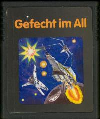 Gefecht im All - Cartridge
