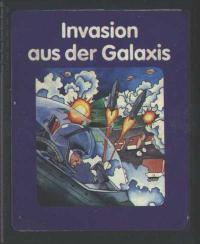 Invasion aus der Galaxis - Cartridge
