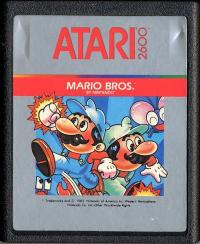 Mario Bros. - Cartridge