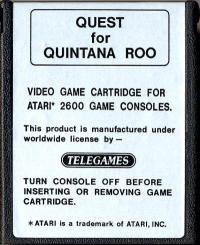 Quest for Quintana Roo - Cartridge