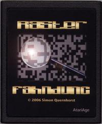 Raster Fahndung - Cartridge