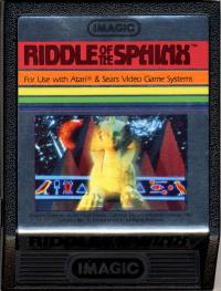 Riddle of the Sphinx - Cartridge