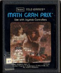 Math Gran Prix - Cartridge