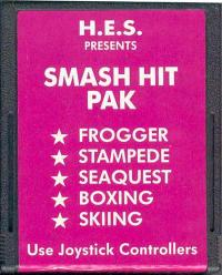 Smash Hit Pak - Cartridge