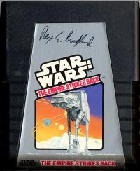 Star Wars: The Empire Strikes Back - Cartridge
