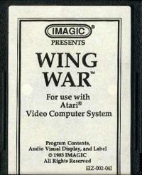 Wing War - Cartridge