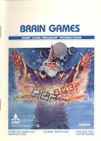 Brain Games - Manual