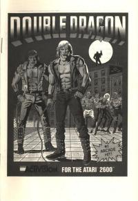 Double Dragon - Manual