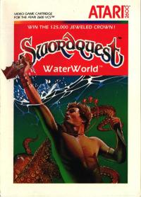 Swordquest: Waterworld - Manual