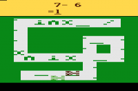 Math Gran Prix - Screenshot