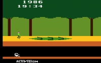 Pitfall! - Screenshot
