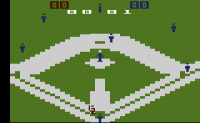 Super Challenge Baseball - Screenshot