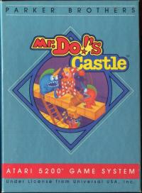 Mr. Do!'s Castle - Box