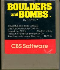 Boulders & Bombs - Cartridge