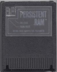 Persistent RAM - Cartridge