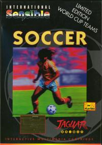 International Sensible Soccer - Box