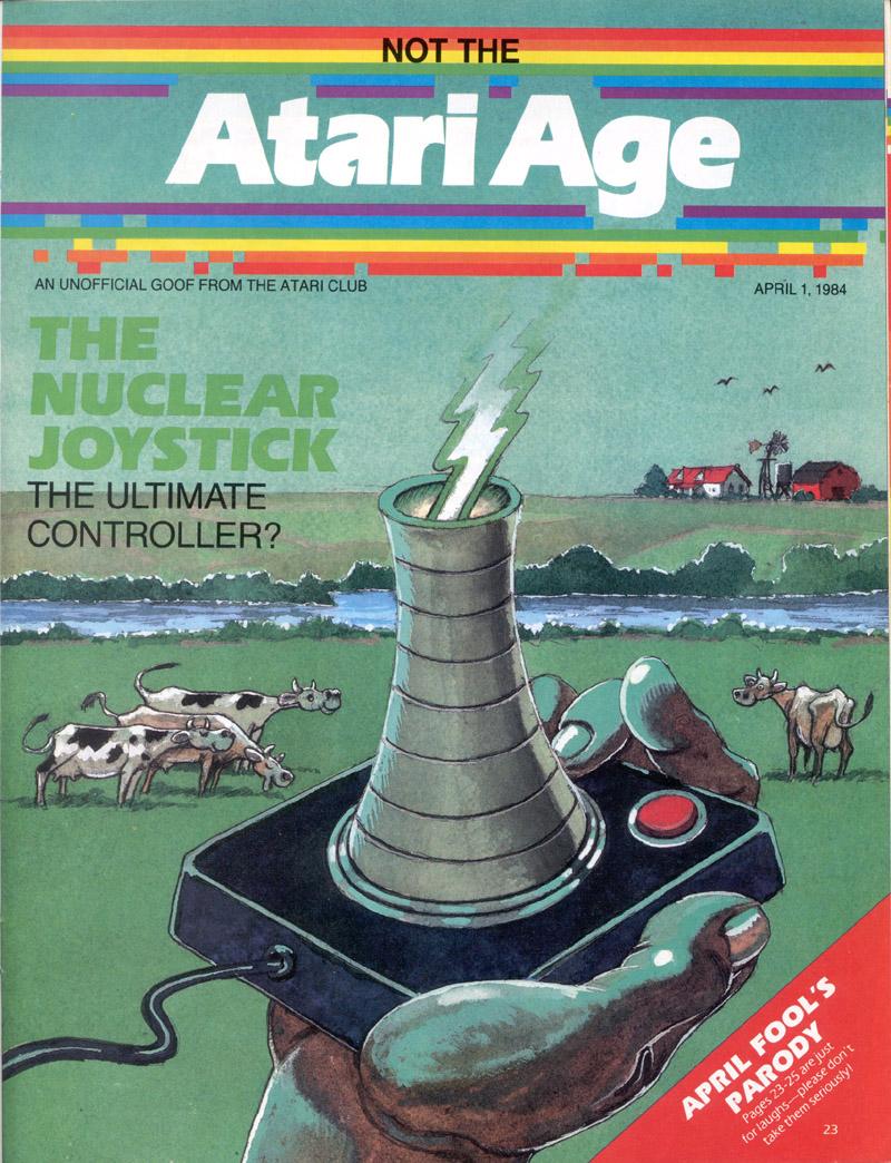 ATARI AGE MAGAZINES July/Aug-Sep/Oct 83 and Nov 83/Feb 84-Mar/Apr 84, 4 magazines
