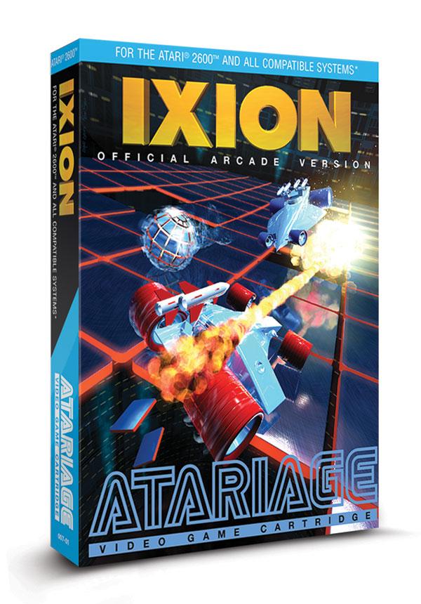 Ixion Atari 2600