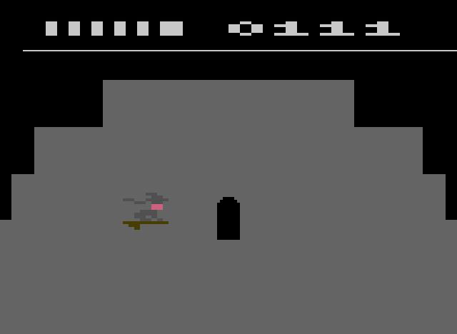 Haunted Adventure Trilogy Atari 2600