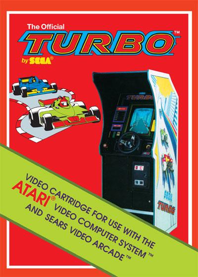 Turbo Atari 2600